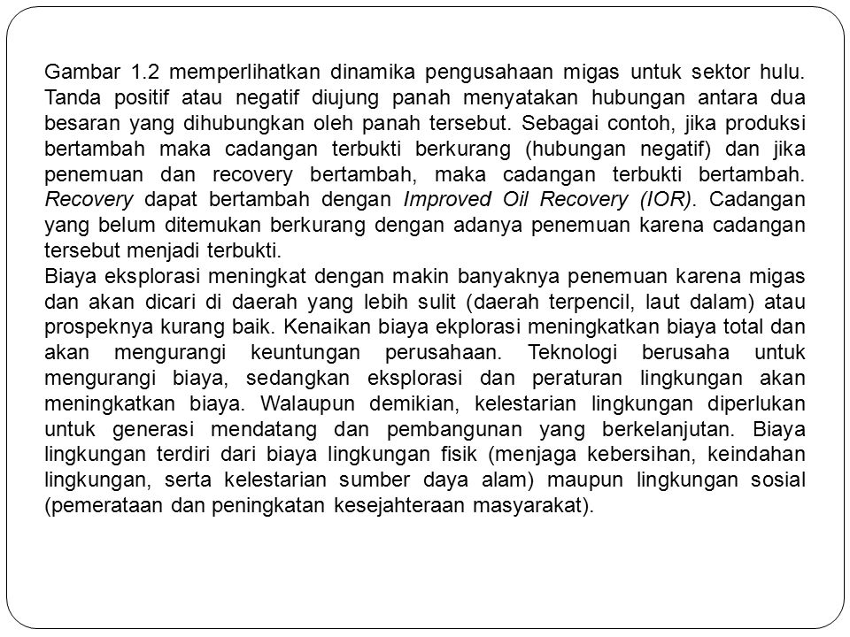 Gambar 3.2 Kontrak Bagi Hasil Revenue Equity to be Split.