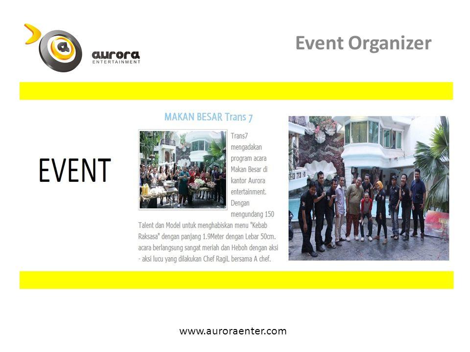 Event Organizer www.auroraenter.com