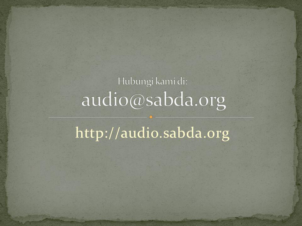 http://audio.sabda.org