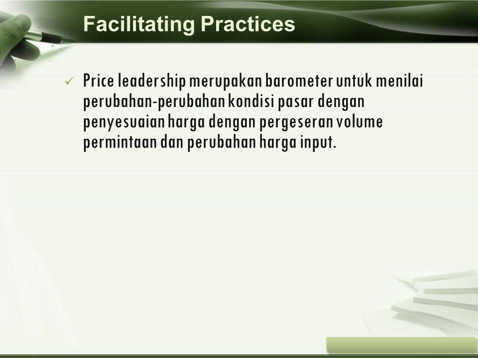 Copyright © Wondershare Software Price leadership merupakan barometer untuk menilai perubahan-perubahan kondisi pasar dengan penyesuaian harga dengan