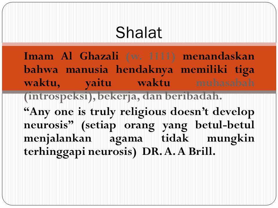 Imam Al Ghazali (w.