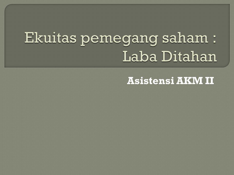 Asistensi AKM II