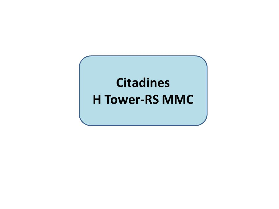 Citadines H Tower-RS MMC