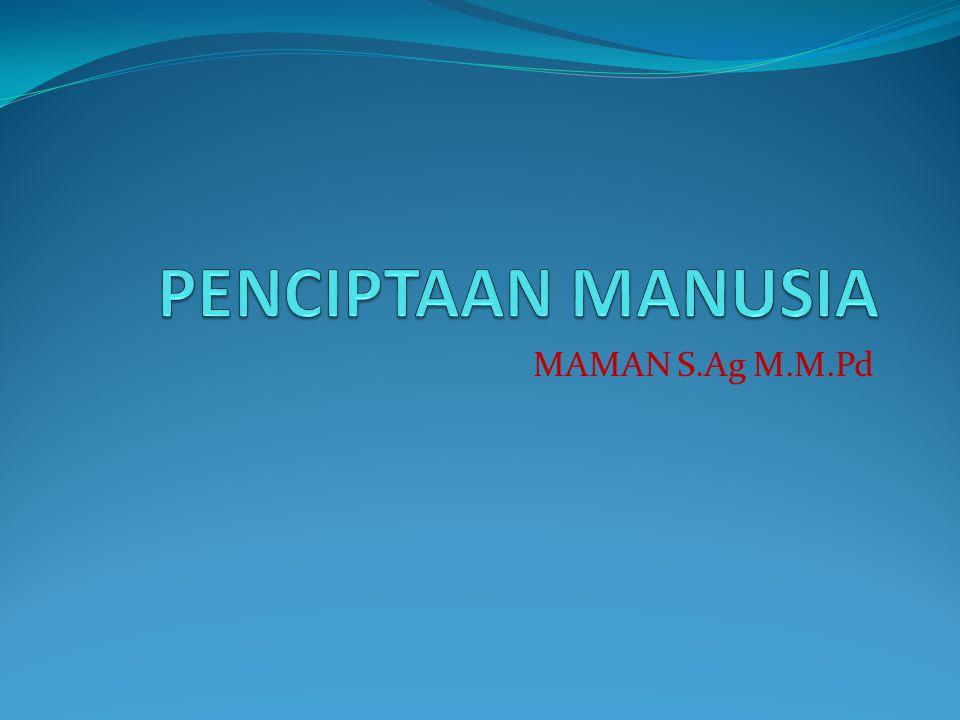MAMAN S.Ag M.M.Pd