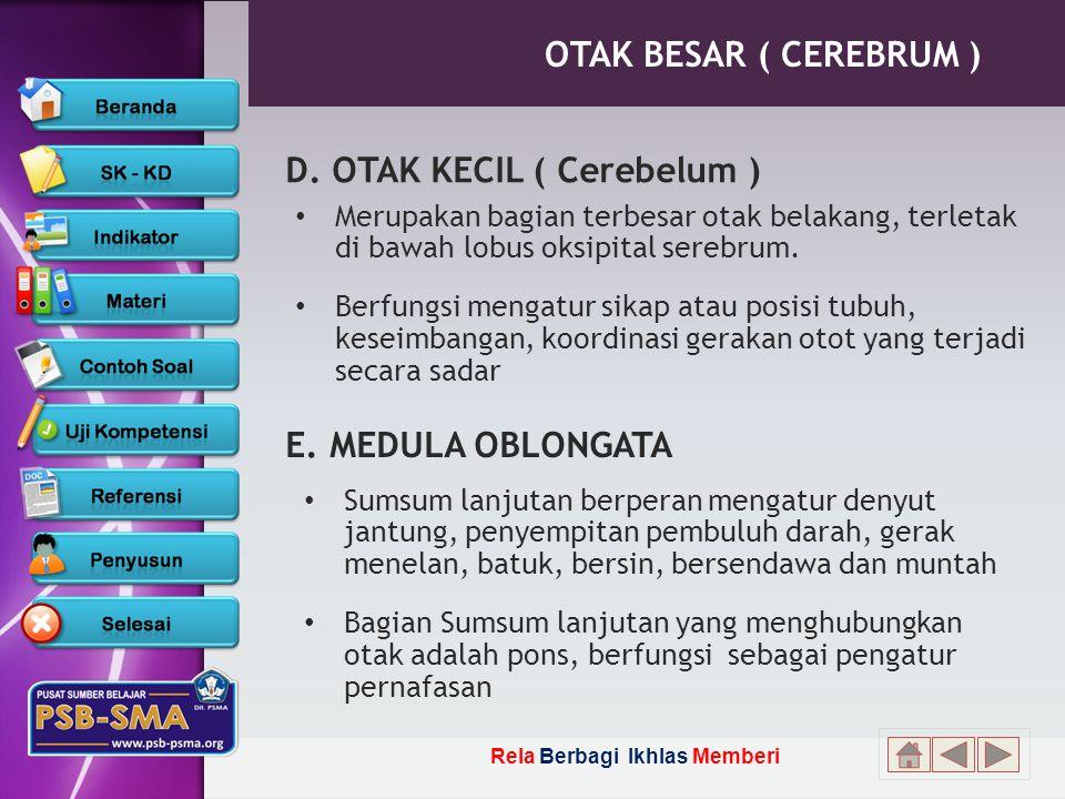 Rela Berbagi Ikhlas Memberi D.