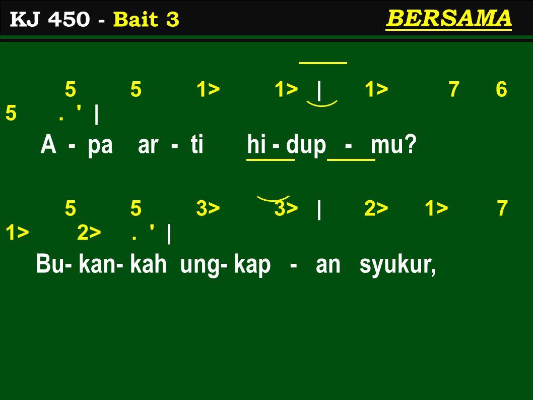 5 5 1> 1> | 1> 7 6 5. | A - pa ar - ti hi - dup - mu.