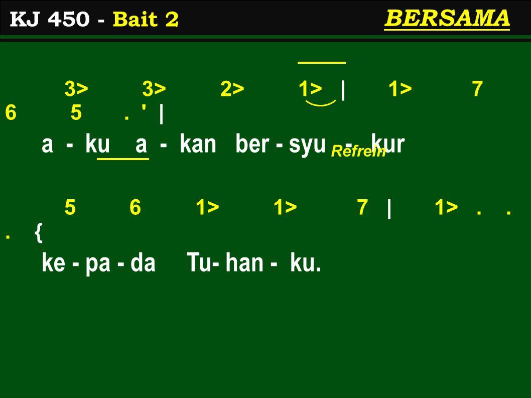 5 5 1> 1>   1> 7 6 5.   Tu- han Ye- sus, to - long - lah, 5 5 3> 3>   2> 1> 7 1> 2>.