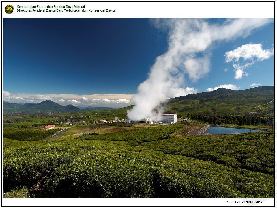 Kementerian Energi dan Sumber Daya Mineral Direktorat Jenderal Energi Baru Terbarukan dan Konservasi Energi © EBTKE KESDM - 2012