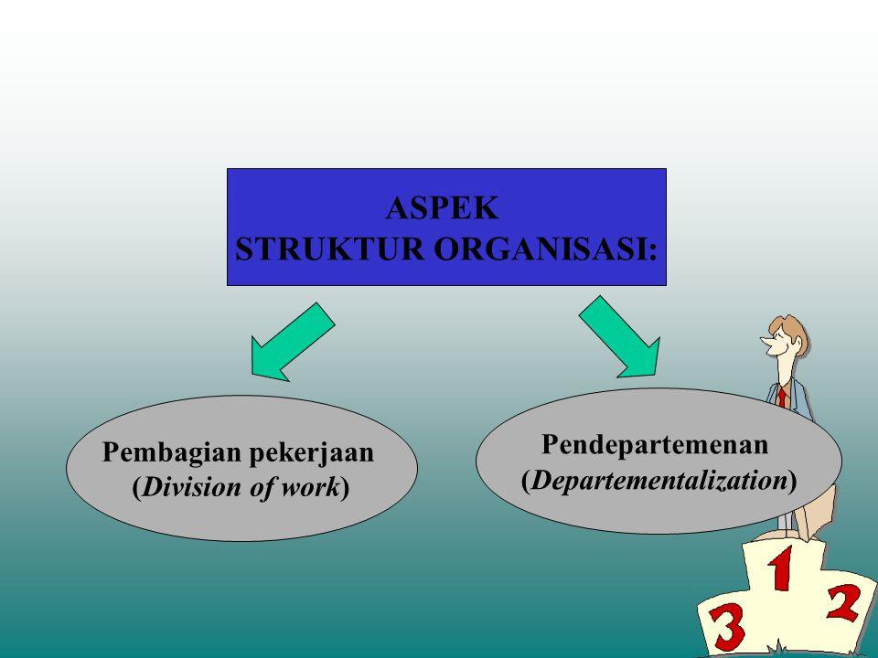3. Mengkombinasi pekerjaan anggota perusahaan dengan cara yang logis dan efisien. 4. Penetapan mekanisme untuk mengkoordinasi pekerjaan anggota organi