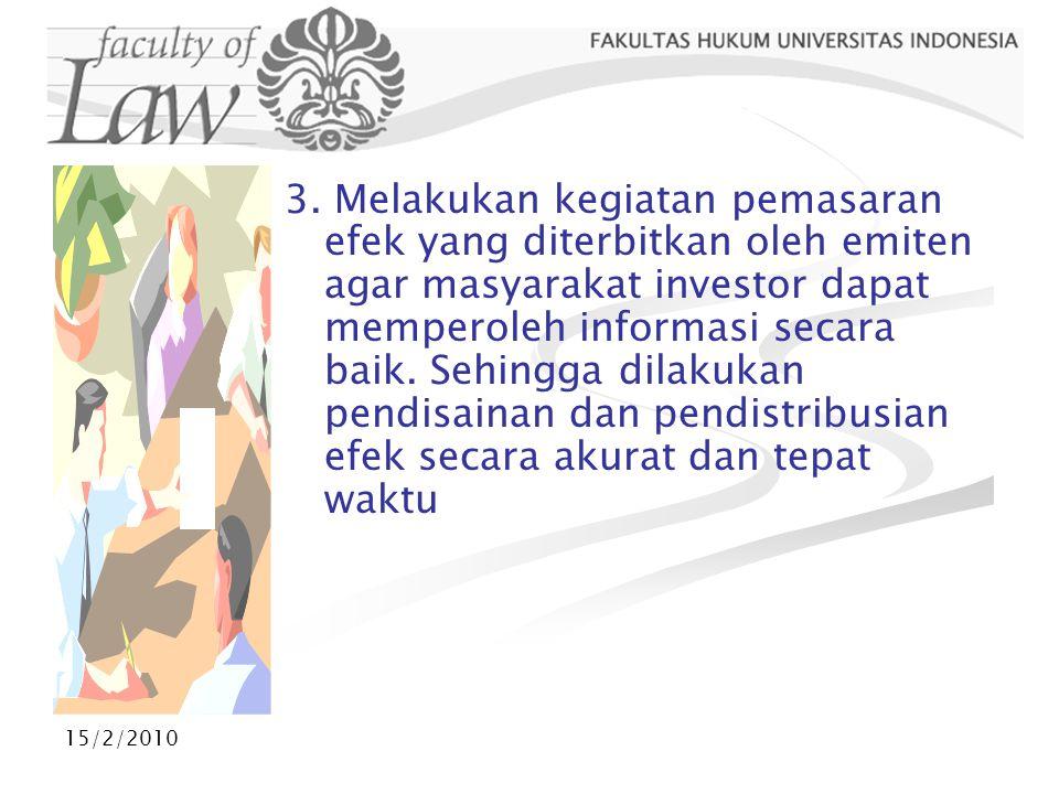 15/2/2010 Indeks Sektoral  Meliputi 10 sektor, yaitu: Pertanian, Pertambangan, Industri Dasar, Aneka Industri, Konsumsi, Properti, Infrastruktur, Keuangan, Perdagangan, dan Manufaktur.