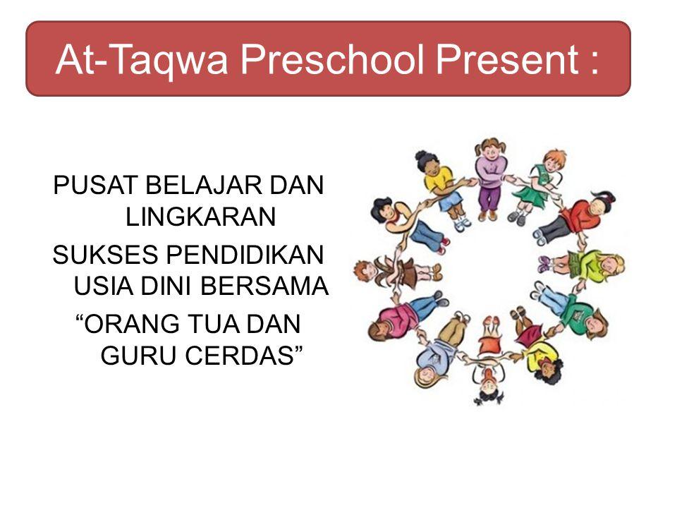 Smart at Home, Smart at School Surabaya, 03 Nopember 2012 Creative Familiy