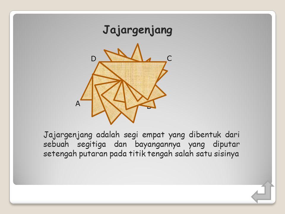 trapesium siku-siku trapesium sama kaki trapesium sebarang Jenis-jenis Trapesium