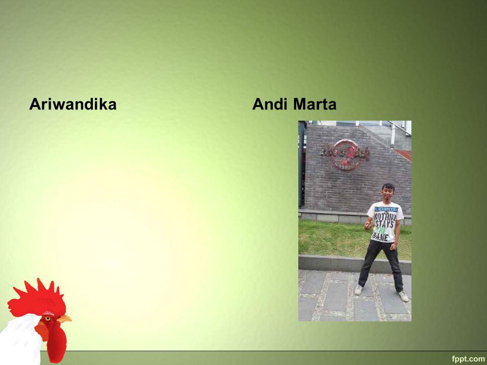 AriwandikaAndi Marta