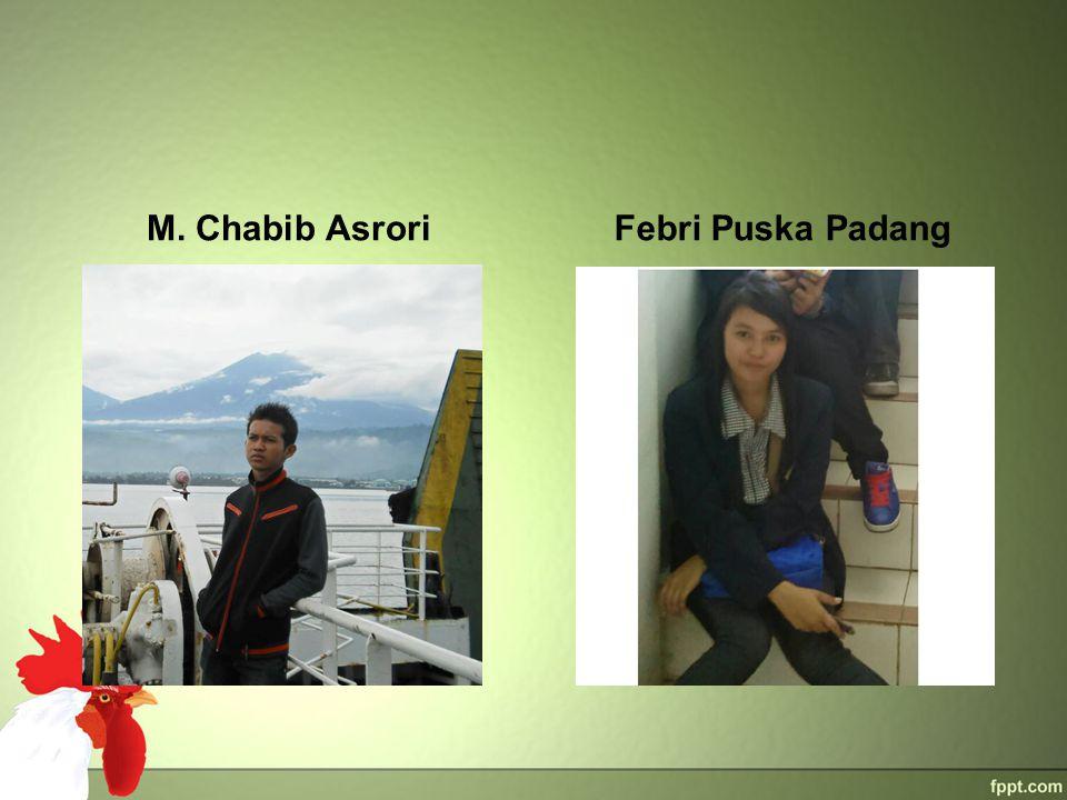 M. Chabib Asrori Febri Puska Padang