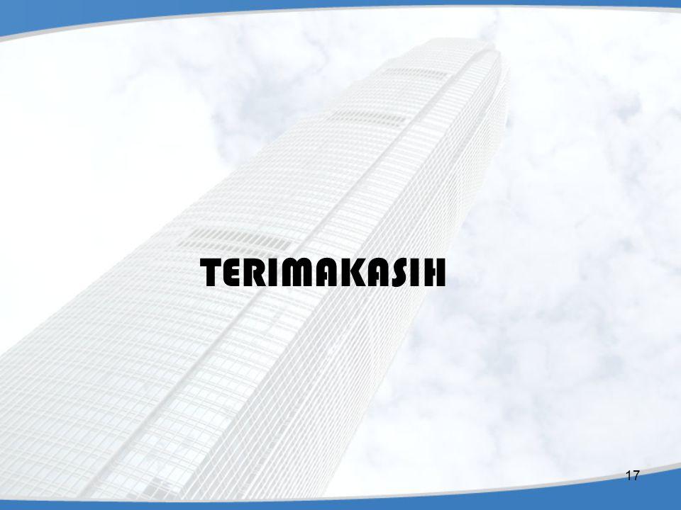 TERIMAKASIH 17