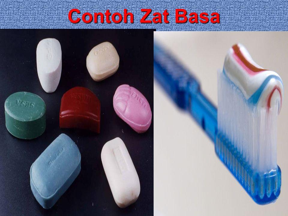Contoh Zat Basa