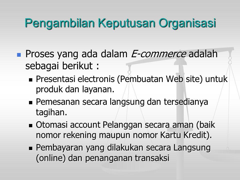 Paradigma Teknologi Manajemen Definisi E-Commerce ( Electronic Commerce) : E-commerce merupakan suatu cara berbelanja atau berdagang secara online ata