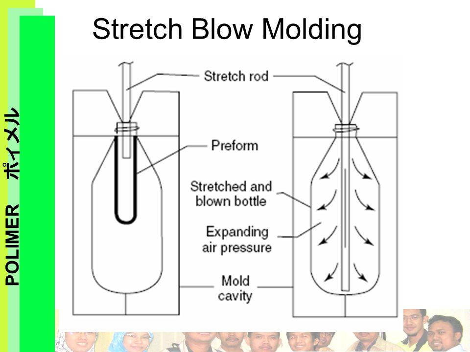 POLIMER ポィメル Stretch Blow Molding