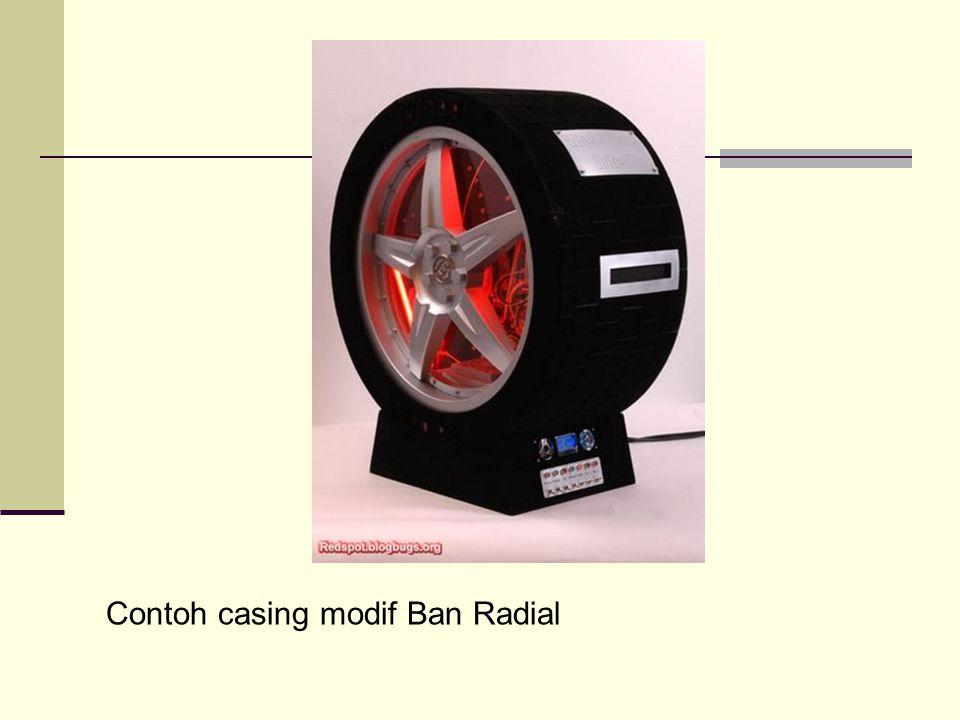 Contoh casing modif Ban Radial