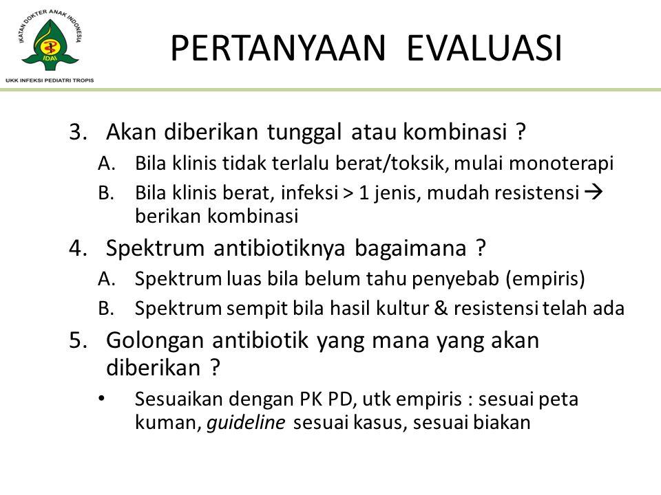Ekstremitas: hipotonus (-), edema (-), wasting (+), akral hangat, CRT = 2 , motorik dan sensorik kesan normal.