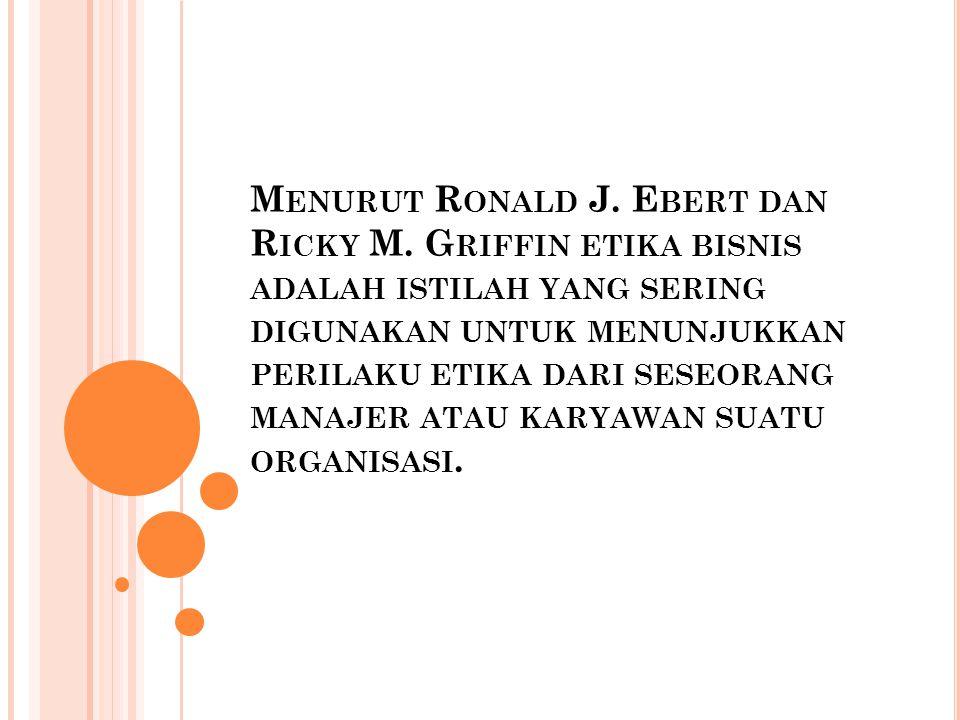 M ENURUT R ONALD J.E BERT DAN R ICKY M.