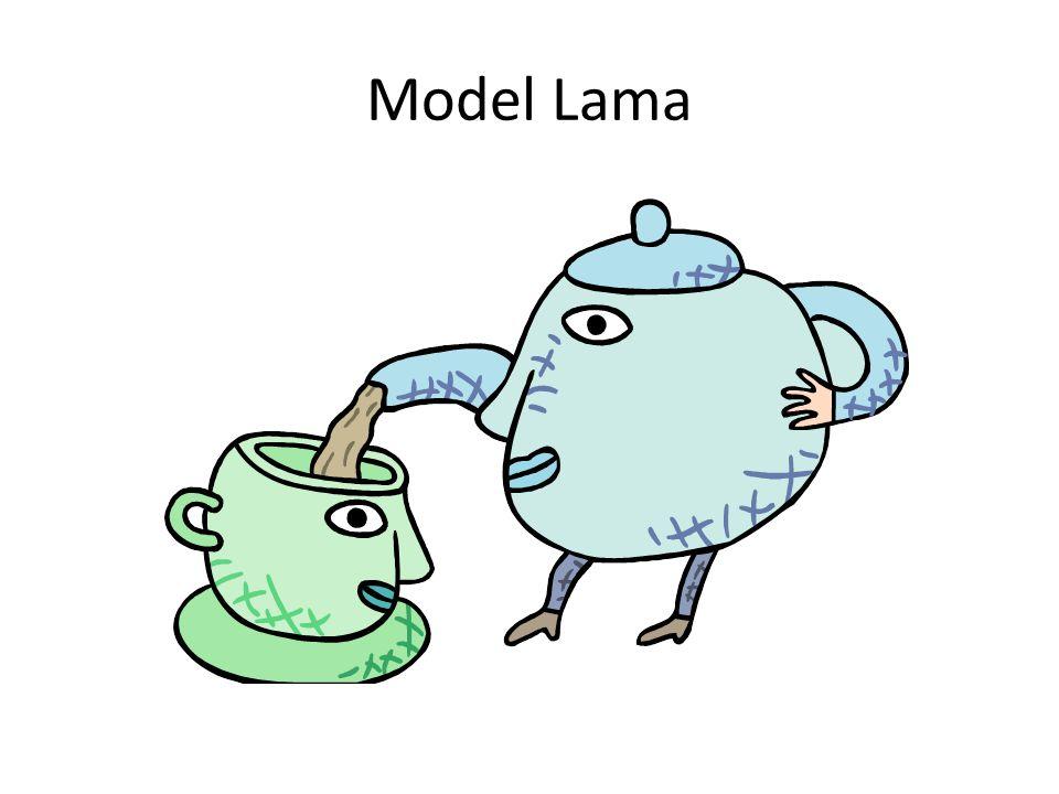 Model Lama
