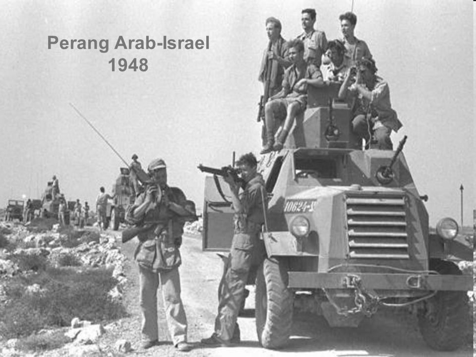 Perang Arab-Israel 1948