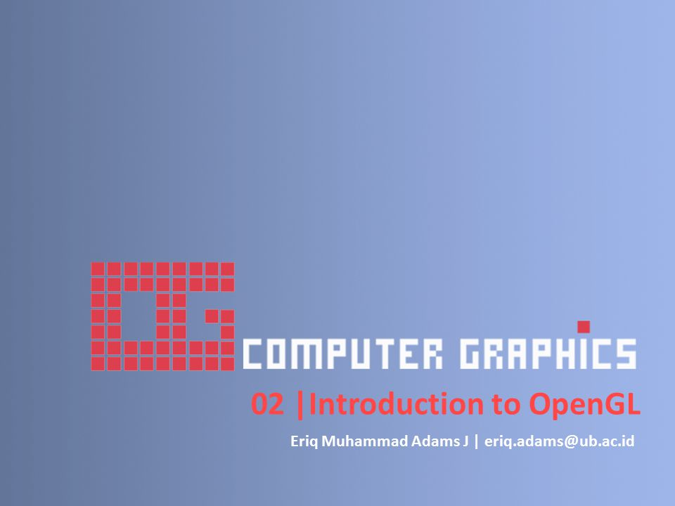 What is OpenGL .