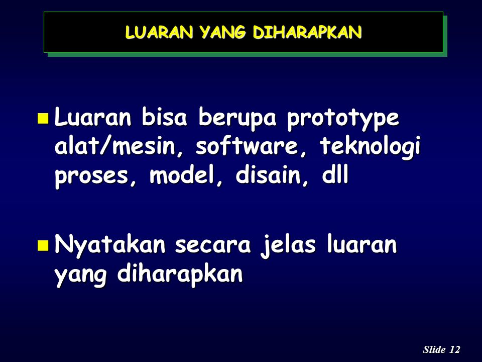 11 Slide Teknologi komputer dan soft computing dapat diterapkan untuk menghasilkan modul aplikasi pembagian harta waris sehingga umat Islam Indonesia
