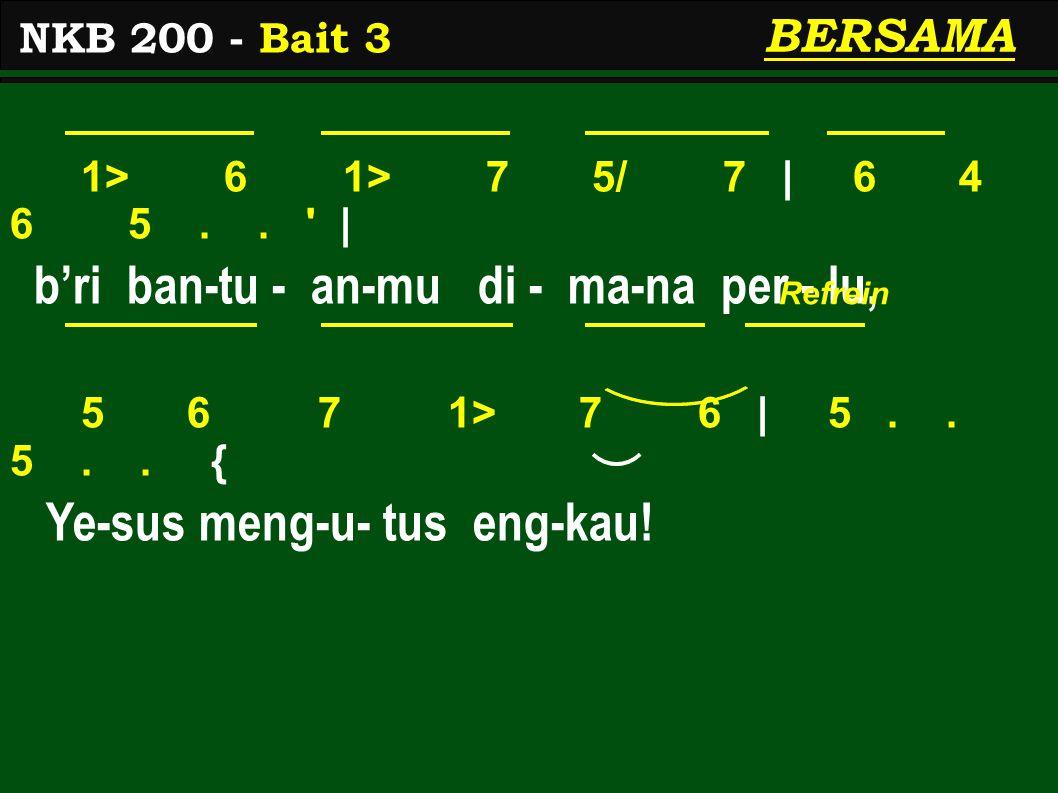 1> 6 1> 7 5/ 7 | 6 4 6 5.. | b'ri ban-tu - an-mu di - ma-na per - lu, 5 6 7 1> 7 6 | 5..
