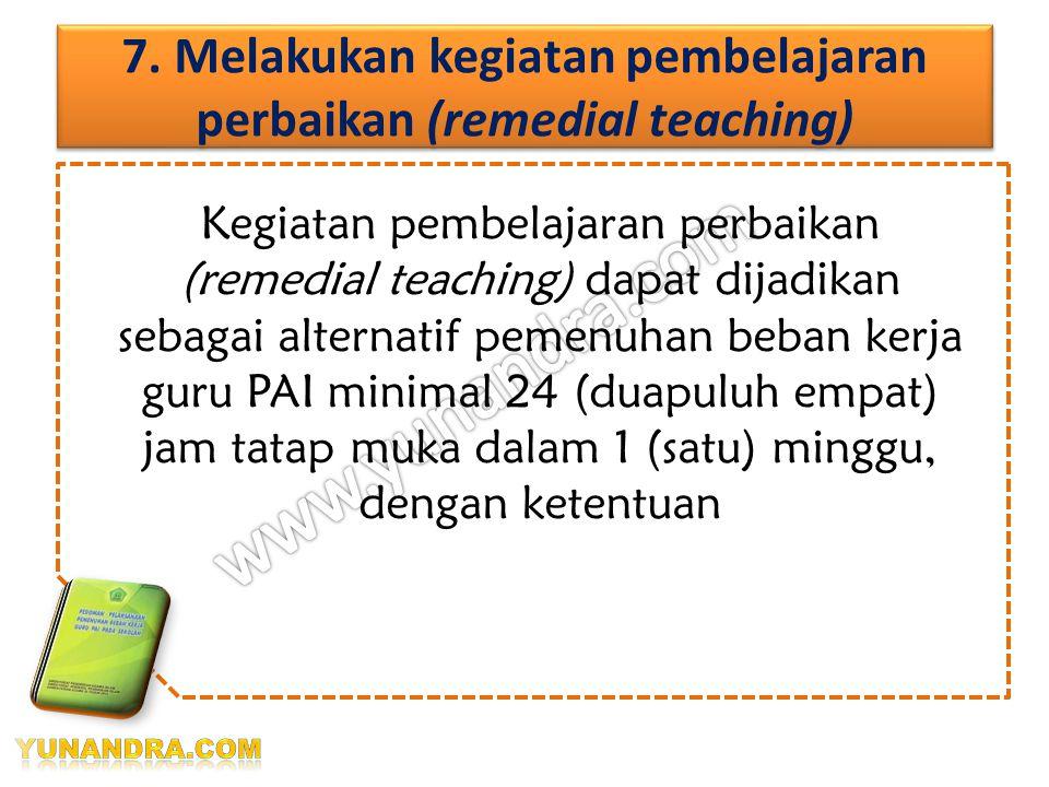 b.SK atau surat keterangan sebagaimana dimaksud huruf (a) di atas, harus menjelaskan tentang tugas dan tanggung jawab guru PAI yang besangkutan disert