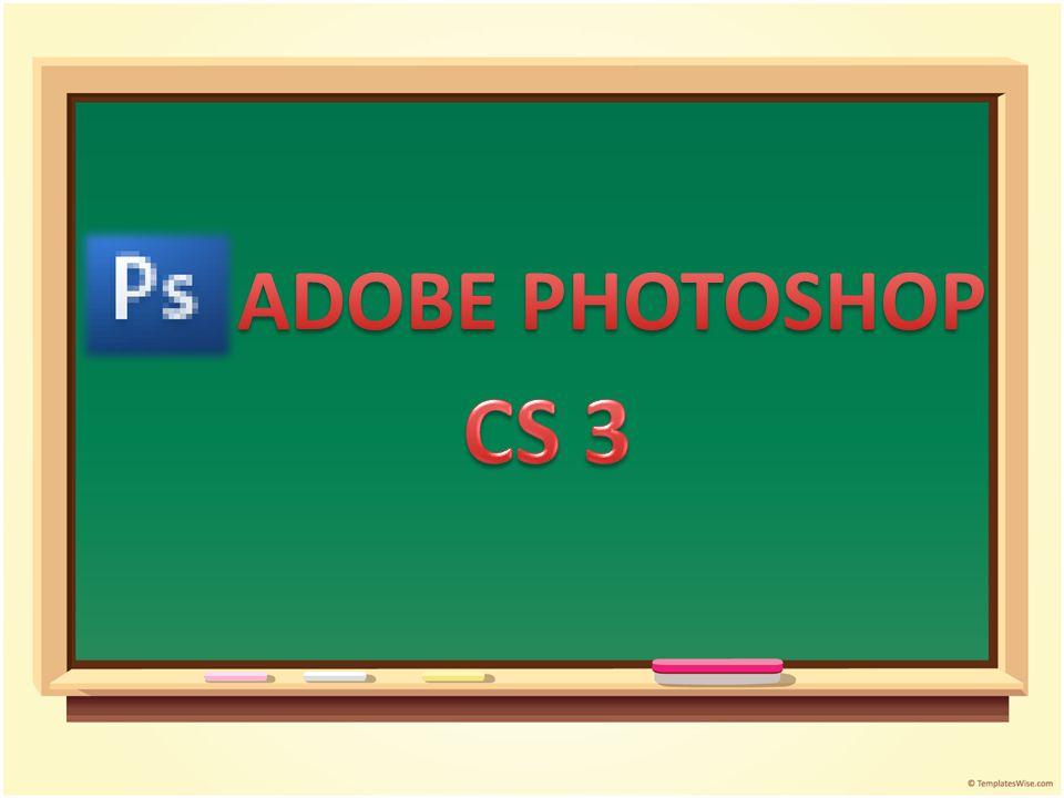 PENGERTIAN Adobe photoshop merupakan salah satu program yang dapat kita gunakan untuk mengolah sebuah photo.