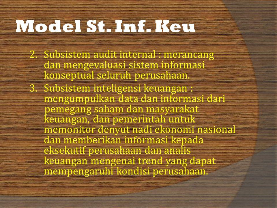 Model St.Inf. Keu 2.