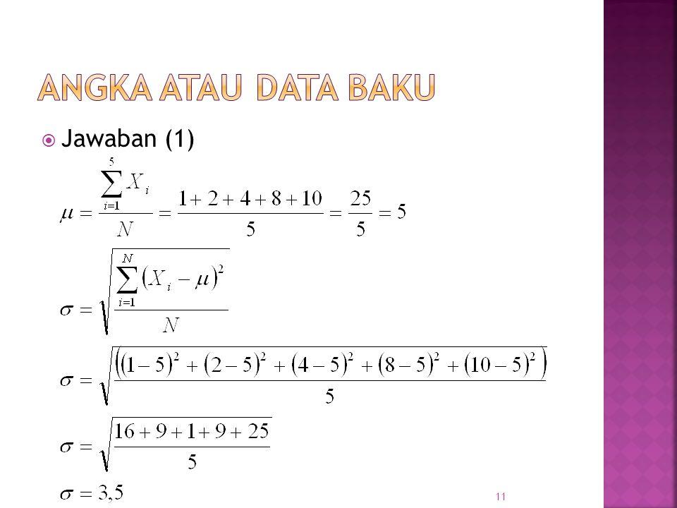  Jawaban (1) 11