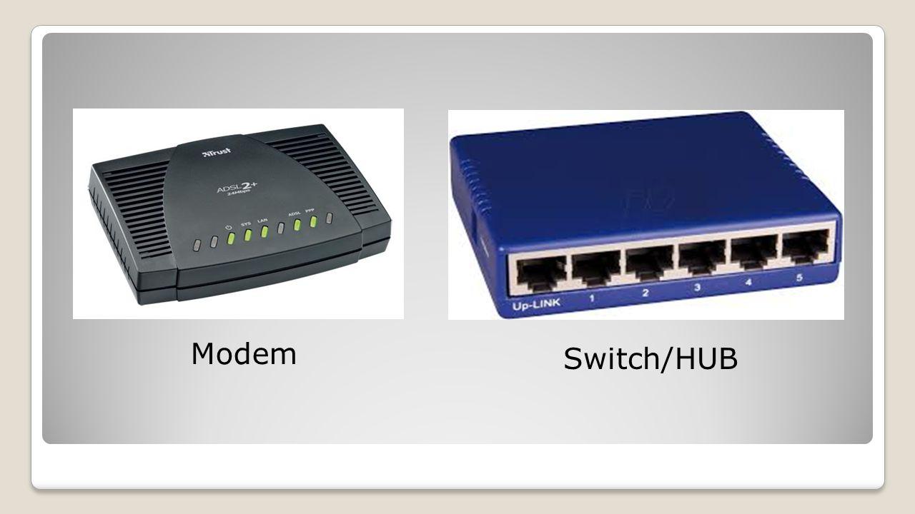 Modem Switch/HUB