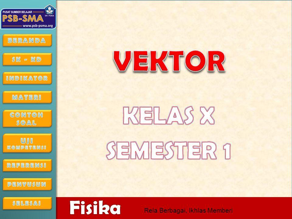 4/16/20152 2 Fisika Rela Berbagai, Ikhlas Memberi
