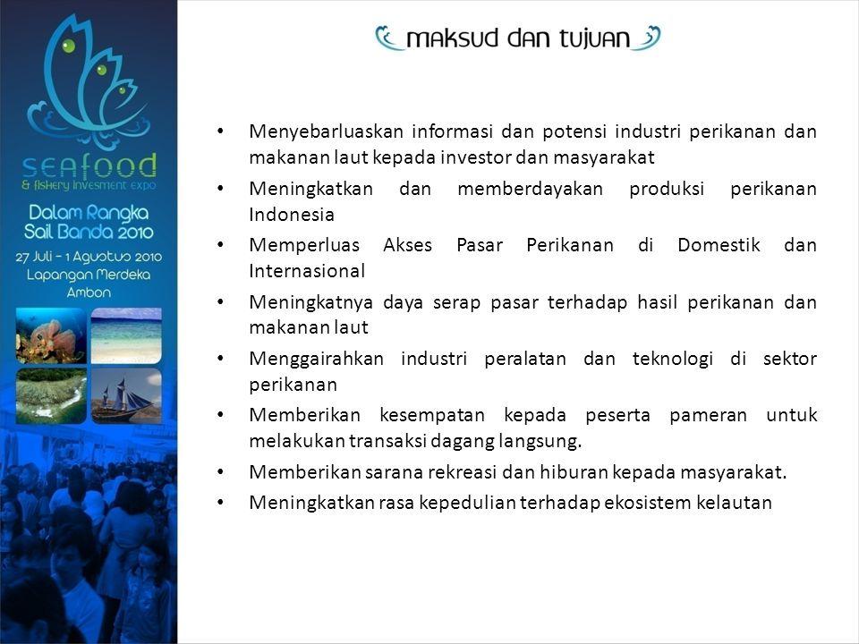 Pemprov / Pemkab / Pemkot se – Indonesia BUMN / BUMD Perbankan dan lembaga keuangan Perusahaan Swasta Nasional dan Internasional Pelaku UMKM Asosiasi dan lembaga terkait