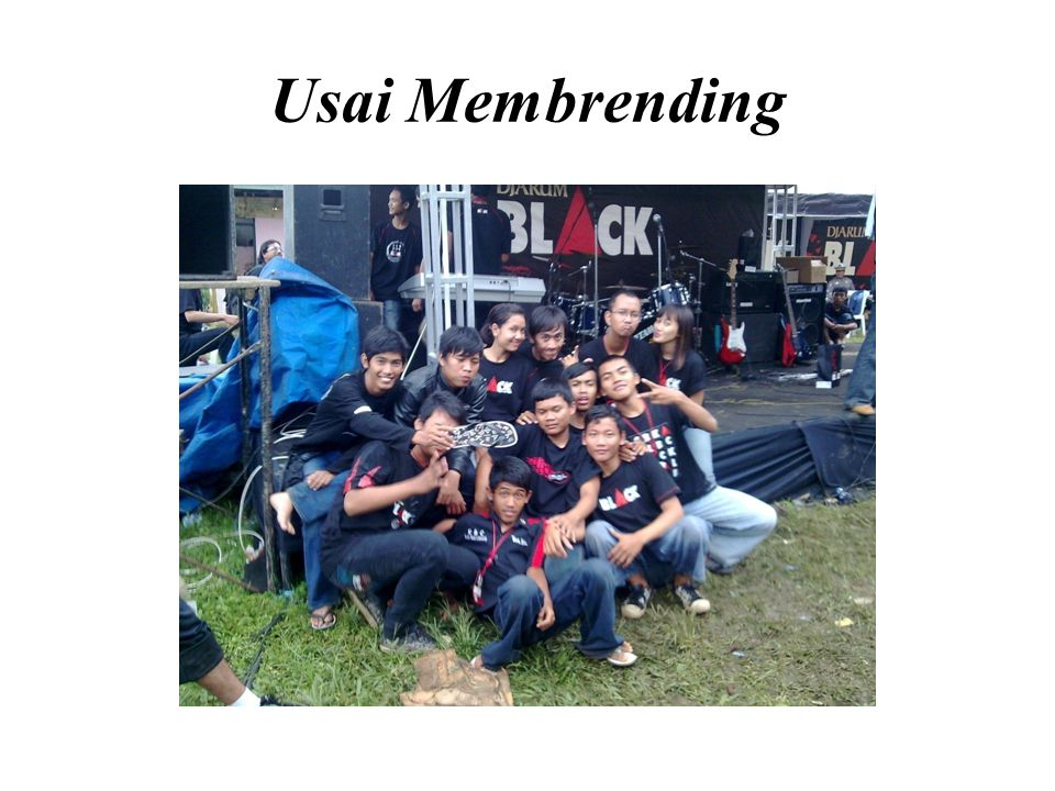 Usai Membrending