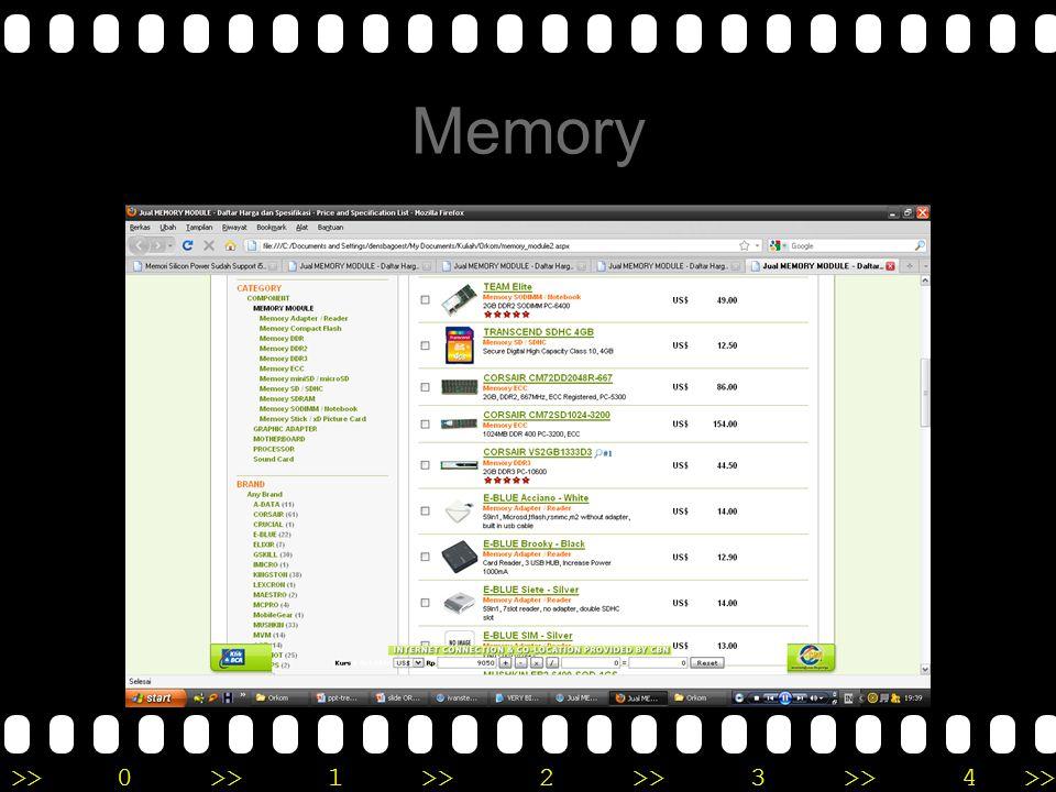 >>0 >>1 >> 2 >> 3 >> 4 >> Memory