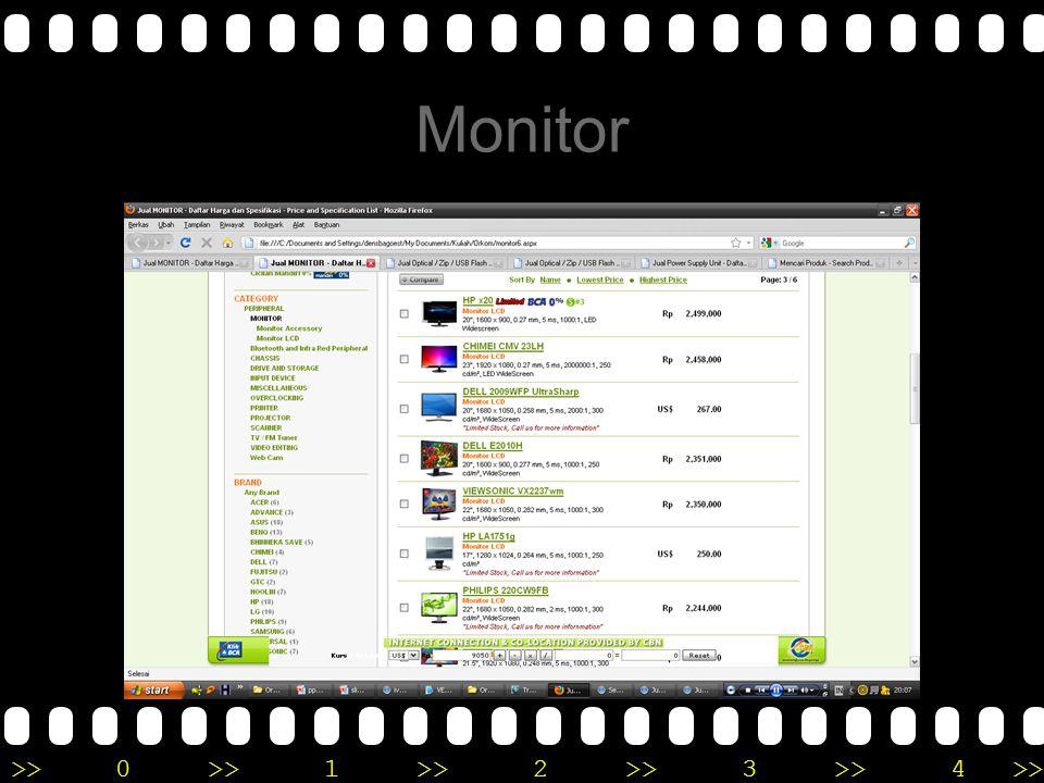 >>0 >>1 >> 2 >> 3 >> 4 >> Monitor