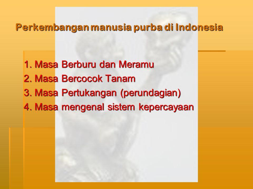 BAHASA SEJARAH TUGAS MATA PELAJARAN OLEH KELOMPOK 2 KELAS 7B SBI NO.10 SMPN 1 SEKOLAH MENENGAH PERTAMA NEGERI 1 MOJOKERTO 2007 ( KEHIDUPAN MANUSIA PURBA DI INDONESIA )