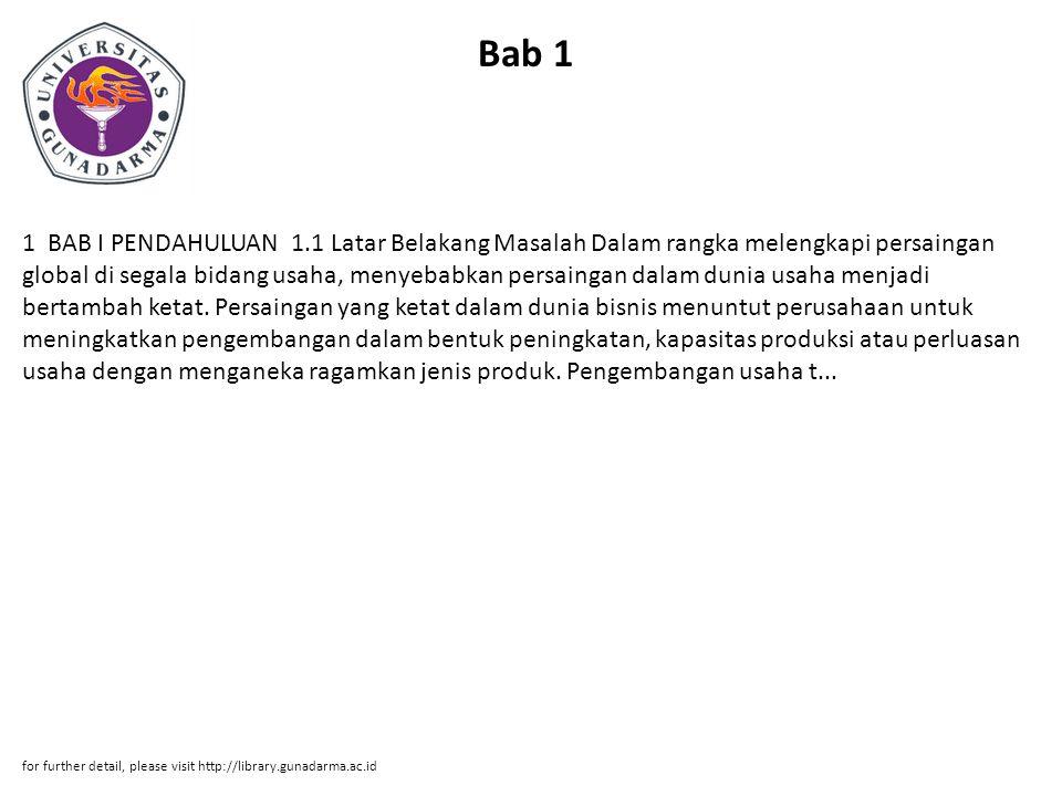 Bab 2 6 BAB II LANDASAN TEORI 2.1 Laporan Keuangan Laporan keuangan merupakan obyek dari analisis terhadap laporan keuangan.
