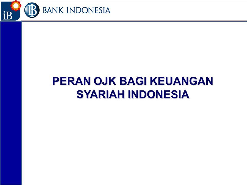 PERAN OJK BAGI KEUANGAN SYARIAH INDONESIA 25