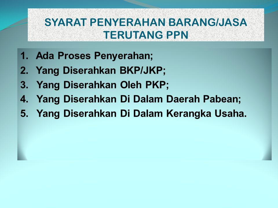FAKTUR PAJAK PKP wajib membuat Faktur Pajak untuk setiap penyerahan BKP/JKP.
