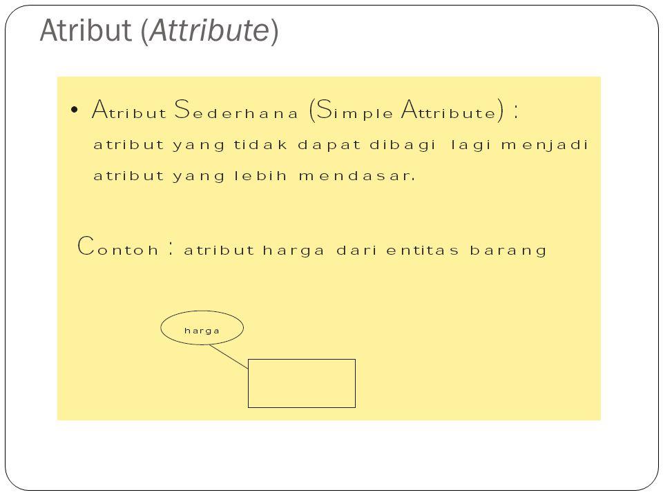 Atribut (Attribute)
