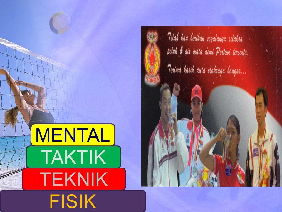 FISIK TEKNIK TAKTIK MENTAL