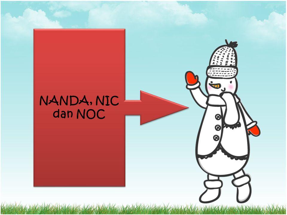 NANDA, NIC dan NOC