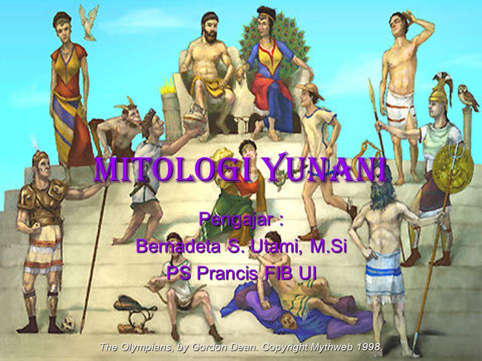 Apakah mitologi itu .