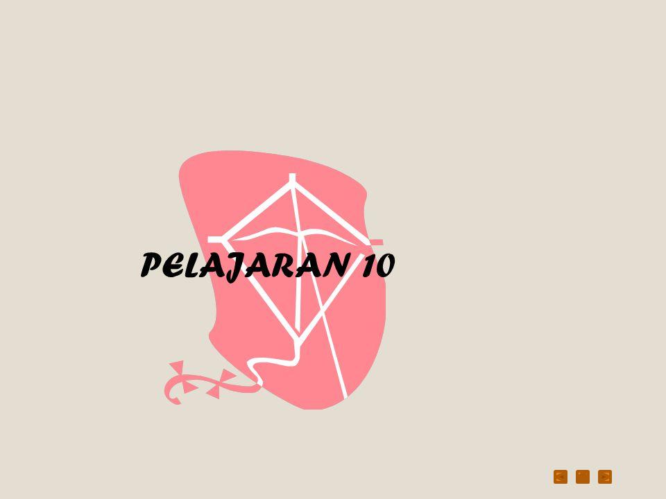 PELAJARAN 10