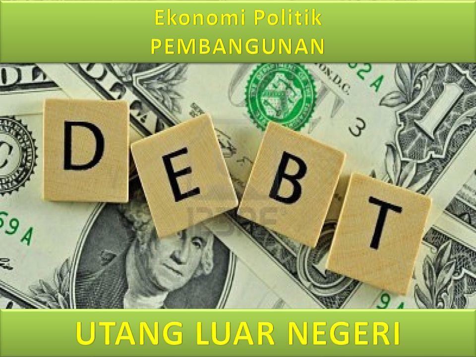 Namun sayangnya hingga saat ini pemerintah masih sangat tergantung pada IMF, world bank dan Negara pemberi hutang lainnya seperti Amerika, Jepang, Belanda, Jerman dan Canada.